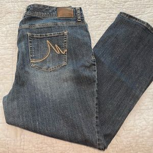 Bootcut jeans 18S